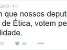 Rui Falcão orienta deputados do PT a votar a favor de parecer sobre Cunha