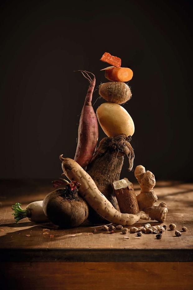 Tubérculos como batata-doce, mandioca e tigernut são as novas queridinhas das dietas (Foto: Xico Buny)