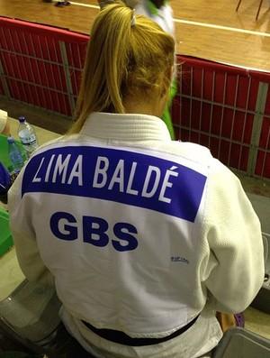 taciana lima judo guiné-bissau (Foto: Reprodução/Facebook)