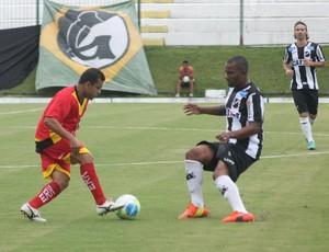 ABC x Globo FC - Renatinho Potiguar - Liel (Foto: Canindé Pereira/Divulgação)