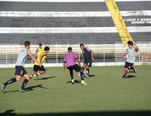 XV de Piracicaba treino Barão da Serra Negra (Foto: Dayanne Arthur / XV de Piracicaba)