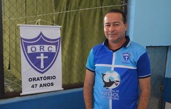 Oratório planeja equilíbrio financeiro para retornar ao futebol profissional