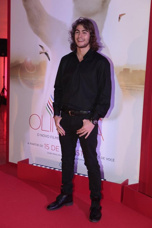 Rafael Vitti  (Foto: Isac Luz/Ego)