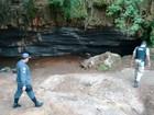 Corpo de homem é encontrado em gruta alagada em Miravânia