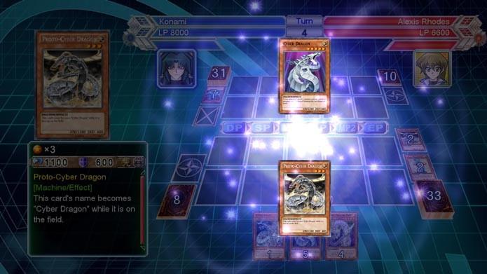 Magias e armadilhas são parte essencial do jogo (Foto: divulgação)