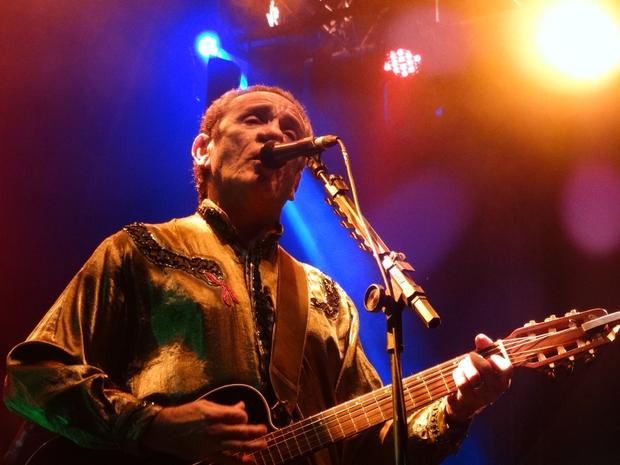 Zé Ramalho no Festival de Inverno de Garanhuns (Foto: Jael Soares/ G1)