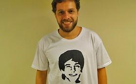 'Uso essa camisa em homenagem ao meu irmão', afirma João Velho