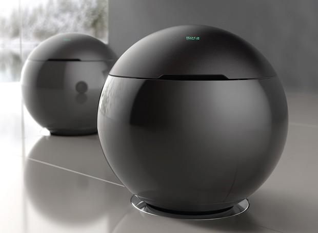 Roca lança vaso sanitário em formato futurista e com sistema inteligente