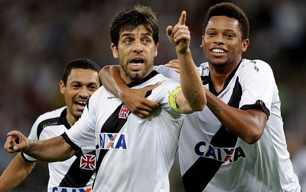juninho pernambucano vasco gol fluminense série a (Foto: Marcelo Sadio / Vasco.com.br)