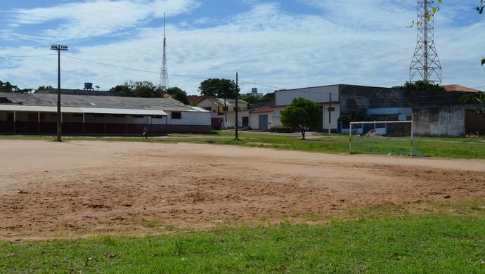 Campo do norte (Foto: Weldon Luciano  - GloboEsporte.com)