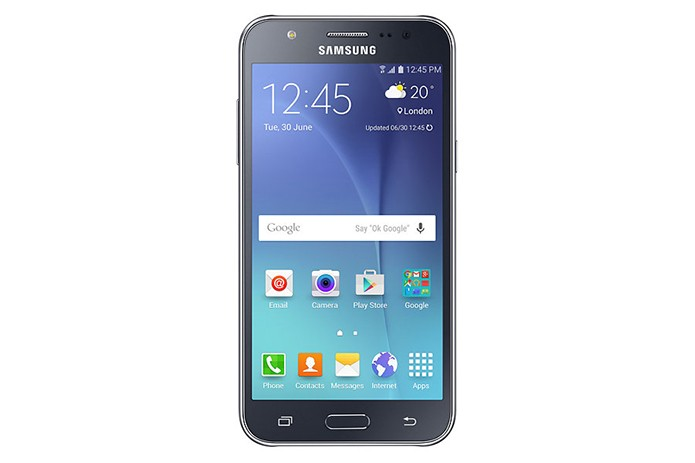 Galaxy J5 tem flash para selfies (Foto: Divulgação/Samsung) (Foto: Galaxy J5 tem flash para selfies (Foto: Divulgação/Samsung))