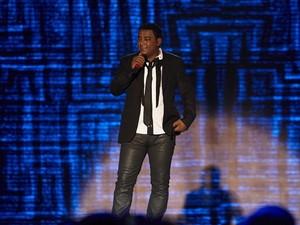 O cantor Luiz Carlos, do Raça Negra (Foto: Divulgação/Site oficial)