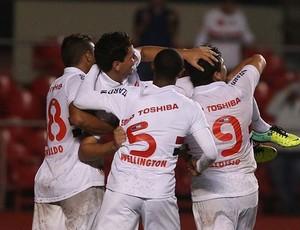Ganso gol São Paulo (Foto: Rubens Chiri / saopaulofc.net)