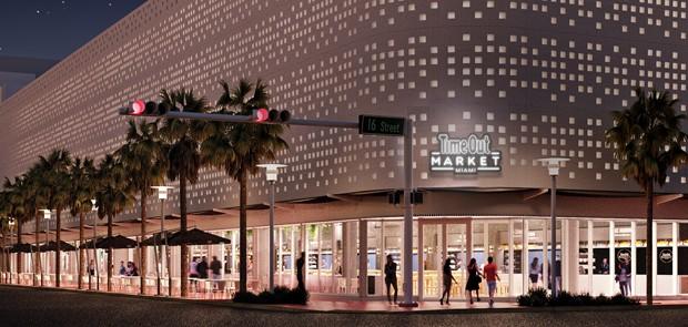 Time Out Market em Miami (Foto: Divulgação)