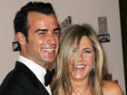 Jennifer Aniston e Justin Theroux podem se casar após o Oscar, diz revista