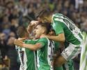 Betis abre 12ª rodada do Espanhol com vitória sobre Las Palmas: 2 a 0