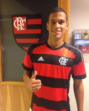 Daniel dos Anjos Flamengo (Foto: Divulgação)