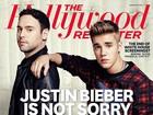 Bieber a revista sobre o que dizem a seu respeito: 'Não ligo a mínima'