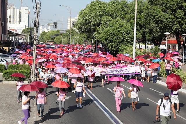 Evento reuniu mais de cinco mil pessoas neste sábado em Teresina (Foto: Fundação Maria Carvalho Santos)