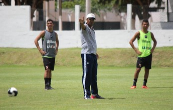 """Narciso exige """"mudança de postura"""" do ABC para chegar à final do turno"""