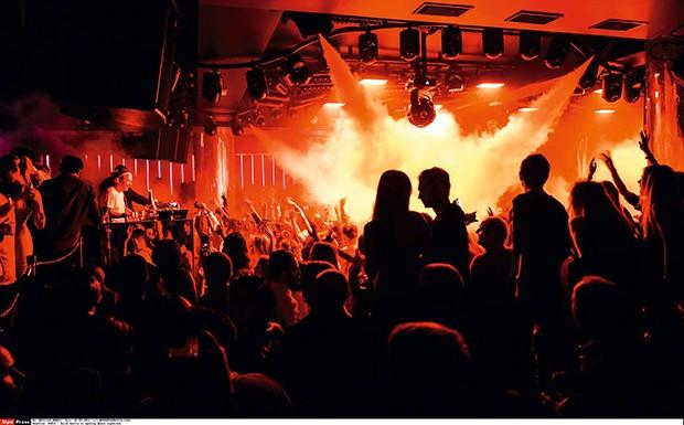 David Guetta re opening the Queen nightclub in paris . 02/09/2015/GHNASSIA_GHN001-26/Credit:ANTHONYGHNASSIA/SIPA/1509031128 (Sipa via AP Images) (Foto: ANTHONYGHNASSIA/SIPA)