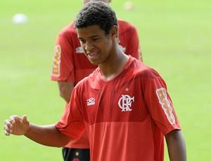 Renan Donizete Panterinha Flamengo (Foto: Alexandre Vidal / Fla Imagem)