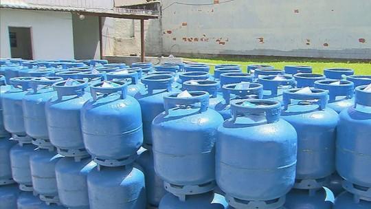 Preço do botijão de gás de cozinha tem reajuste de até R$ 6 em Campinas, diz sindicato