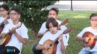 Escola ensina tradição do bandolim de Oeiras para crianças