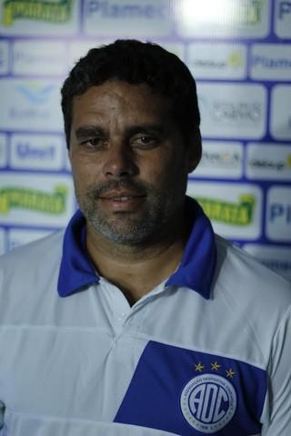 Leandro Sena, Confiança (Foto: João Áquila / GloboEsporte.com)