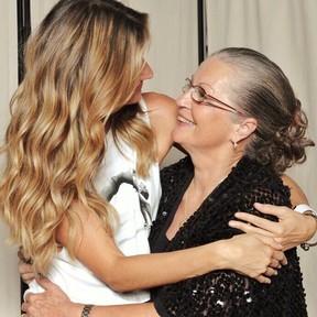Gisele faz homenagem no dia das mães (Foto: reprodução/instagram)