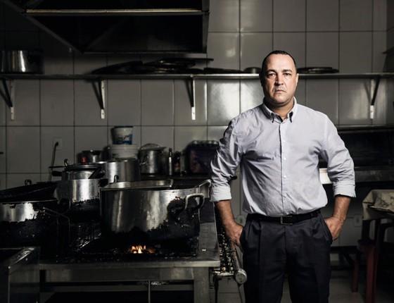 Silvano Garcia,dono de bar (Foto:  Stefano Martini/ÉPOCA)