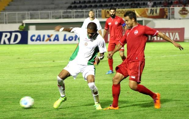 Boa Esporte X Vila Nova (Foto: Pakito Varginha / Futura Press)