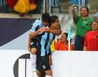 As redenções de Saimon e Moreno no gol (Lucas Uebel/Grêmio FBPA)