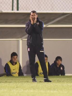 Fabio Carille Corinthians (Foto: André Durão)