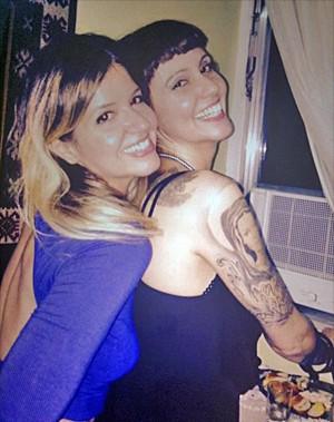 Mariana Santos é parecida com Raquel (Foto: Arquivo Pessoal)