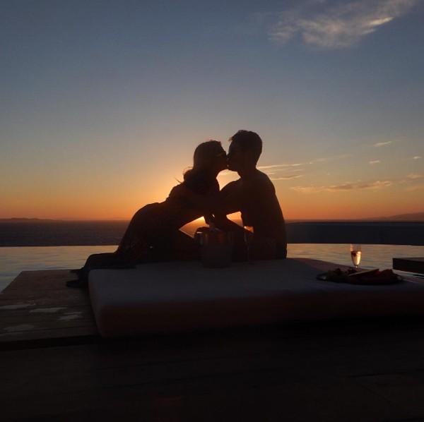 Barbara Evans e namorado (Foto: Reprodução / Instagram)