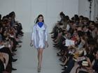 Confira desfile do estilista Reinaldo Lourenço na São Paulo Fashion Week