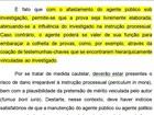 Justiça nega recurso e mantém afastamento de prefeito em Formiga