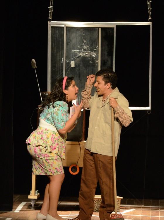 Mariana e Paulo estreiam a comédia em solo carioca no sábado (8)  (Foto: Páprica Fotografia)