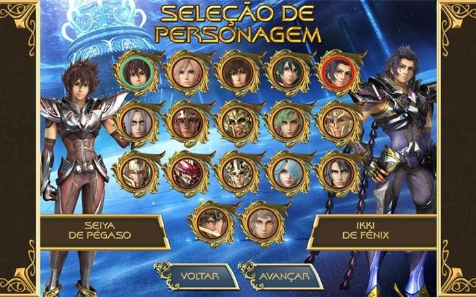 CDZ Cards é o jogo oficial do novo filme dos Cavaleiros de Atena (Foto: Divulgação)