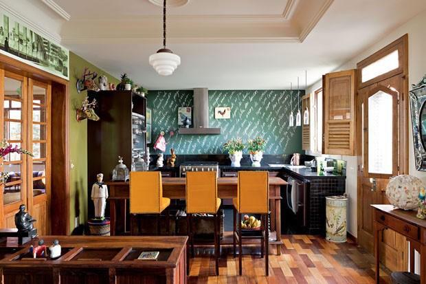 13 cozinhas de famosos (Foto: Reprodução)