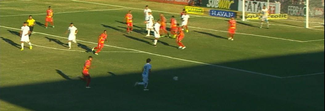 Em jogo com muitas oportunidades, Audax e Santos empatam em 1 a 1; confira como foi