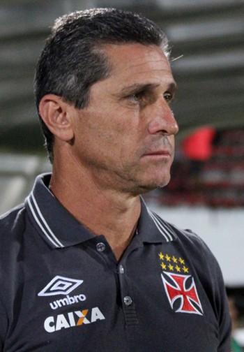 Jorginho Vasco Santa Cruz (Foto: Carlos Gregório Jr./Vasco)