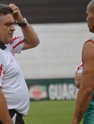 Benazzi afirma que já recebeu bicho extra para vencer partidas (Foto: Cleber Akamine / Globoesporte.com)