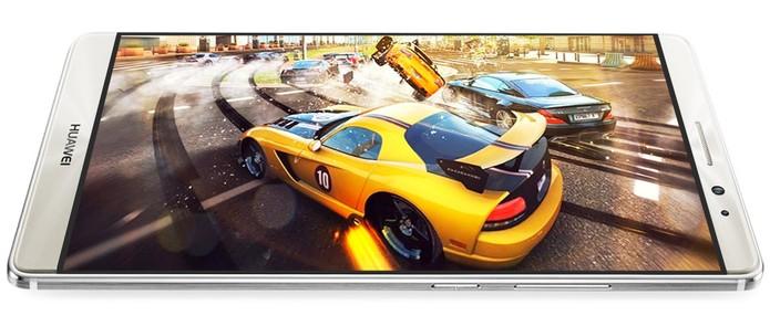 Mate 8 tem processador próprio da Huawei e opção com 4 GB de RAM (Foto: Divulgação/Huawei)
