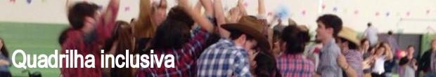 Quadrilha inclusiva tem casais gays e poliamor em festa junina de escola (Foto: Reprodução)