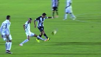 Os gols do empate em Florianópolis