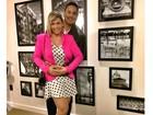 Carla Perez e Xanddy comemoram 13 anos de casados em Nova York