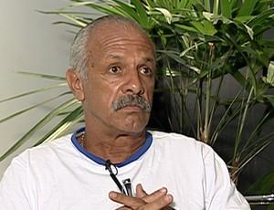 Júnior vestiu a camisa do Brasil em Munique-76 (Foto: Reprodução SporTV)