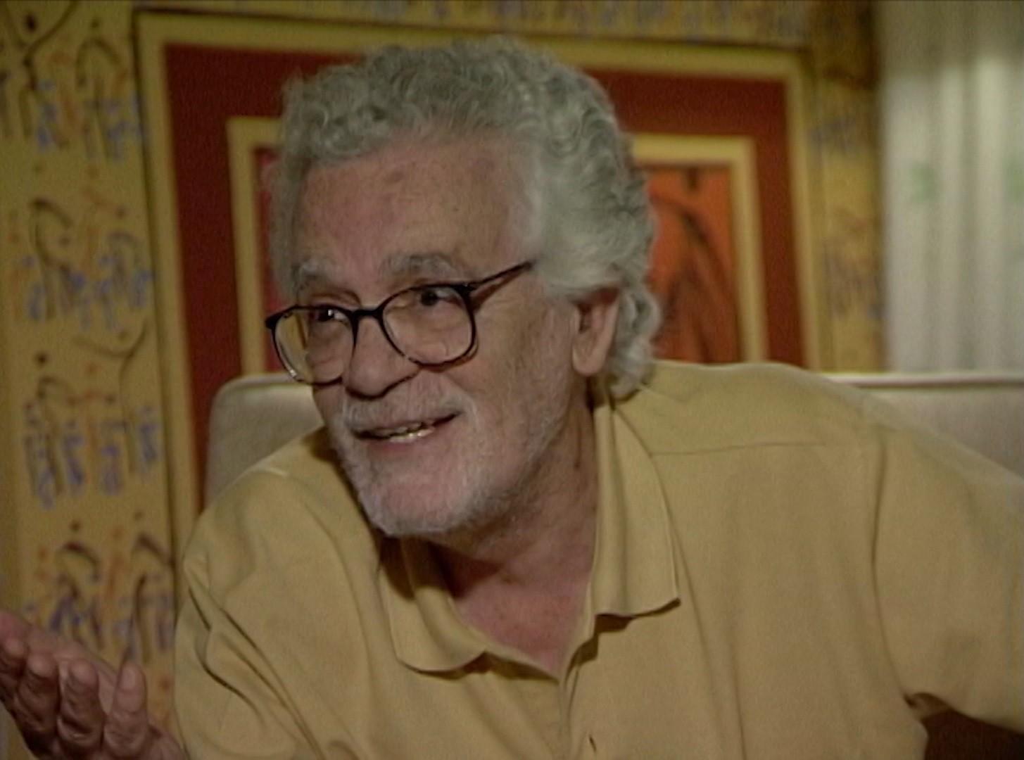 Eduardo Coutinho (Foto: Divulgação)